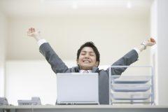 スポーツ体質をキープして仕事効率もUP【仕事のスキマでストレッチ&ちょいトレ<Vol.1>】