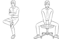 基礎代謝をアップ。自宅やオフィスでできる筋トレ&ストレッチ術