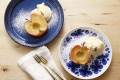 「丸ごとリンゴのコンポート」の作り方|栄養士が教えるガッツリ飯レシピ