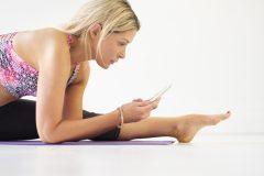 【ホントに使えるスポーツアプリ #2】短時間で効率良く運動できる「寝たまんまヨガ 簡単瞑想」&「3分フィットネス」