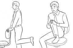 足のむくみを解消!ふくらはぎの筋肉量を増やすエクササイズ【仕事のスキマでストレッチ&ちょい筋トレ #3】