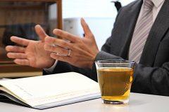 持久力アップには緑茶がいいらしい!? 最新研究で明らかになった効果とは
