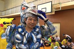 実はラン歴30年&元サブスリー。千田健さんに聞く「仮装ランニング」の美学