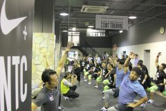 ナイキがトレーナー向け体験イベントを開催! ラグビー堀江翔太、バスケ田中大貴も特別参加