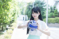 神宿・羽島めい「サッカーをしていた頃はいちばん楽しかった時間のひとつ」(前編)│アイドルと、スポーツと、青春と。#2