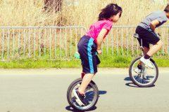 一輪車で遊んだこと、覚えてる?┃特集:懐かしのスポーツ回顧録 #1