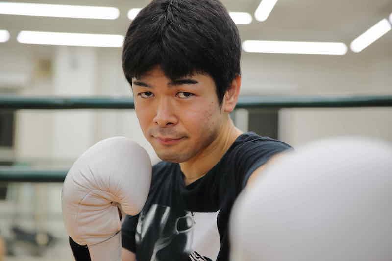 会社員を続けながらボクシング日本王者に。仕事とトレーニング・ダイエットの両立術とは?