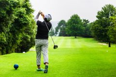 【マーク金井のゴルフの基本&上達話#2】ゴルフは健康にいいスポーツ?