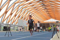 子どもに向いているスポーツはどれ?最新機器で測定し判定してくれる「スポーツ能力測定会」が豊洲で開催