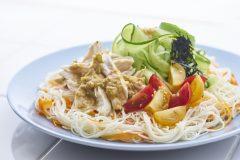 ひと皿で栄養満点!ツルツル食べられる冷やし麺【スポーツキッズのためのガッツリ飯 Vol.7】