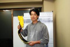 目指すは2020東京。3D化実現なるか!? 進化するスポーツ用義肢装具
