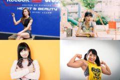 大注目のアスリート美女&アイドル!スポーツと美にストイックな女性8人