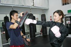 女性専用キックボクシングクラスで心も身体もデトックス!「滝汗コース」を体験してみた