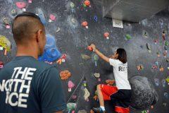 ボルダリングの正しいホールドの握り方を学ぶ!【ボルダリング体験レポ〜初心者が一人前になるまで〜 #2】