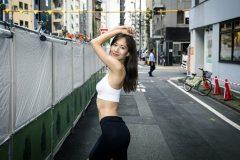 武井壮も絶賛の美ヒップ!「自分の体にリミットはないなって」。モデルの宮河マヤさん(前編)【筋トレ女子 #3】