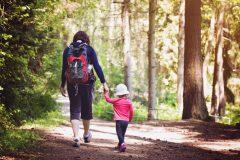 1泊2日の親子トレッキング!秋の西穂高岳で、大自然に包まれてみませんか?