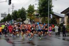 豪華なゲストランナーも!山形県新庄市で初開催された『第1回 新庄ハーフマラソン大会』レポ