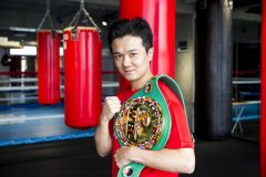 「あきらめないこと」を体験できる。元世界チャンピオン木村悠にボクシングから学べることを聞いた