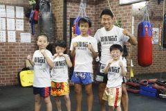 心身を鍛え、人に優しい子に育つ。キックボクシング王者・勝次が教える「キッズクラス」とは