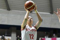 女子バスケ界屈指の名シューターから、シュートを確実にキメるテクニックを学ぼう!