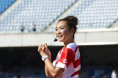 「ラグビーもAYAさんも好きなので私にぴったりのイベント」。人気トレーナーAYAがラグビー日本代表戦でスペシャルブートキャンプ