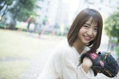 東京パフォーマンスドール・浜崎香帆「ソフトボール部での経験を通じて人間力が鍛えられた」(後編)│アイドルと、スポーツと、青春と。#6