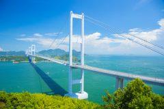 サイクリングの聖地「しまなみ海道(西瀬戸自動車道)」ガイド!自転車乗りにおすすめの島コース8つ