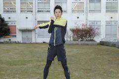 竹内涼真くんに走りを教えるかわりに演技を教えてもらいました。ドラマ『陸王』でマラソンランナーを熱演中の芸人・宇野けんたろうを直撃!(後編)