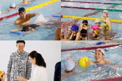北島康介オリジナルプログラムをキッズが体験!キタジマアクアティクス主催のスペシャル水泳教室レポ