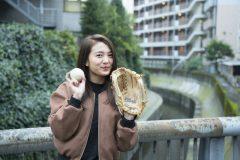 東京パフォーマンスドール・高嶋菜七「毎週のように怪我をして。それでも野球が大好きだった」(前編)│アイドルと、スポーツと、青春と。#7