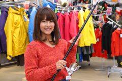 釣りガール晴山由梨さんが紹介!オシャレで実用的なファッションとアイテム