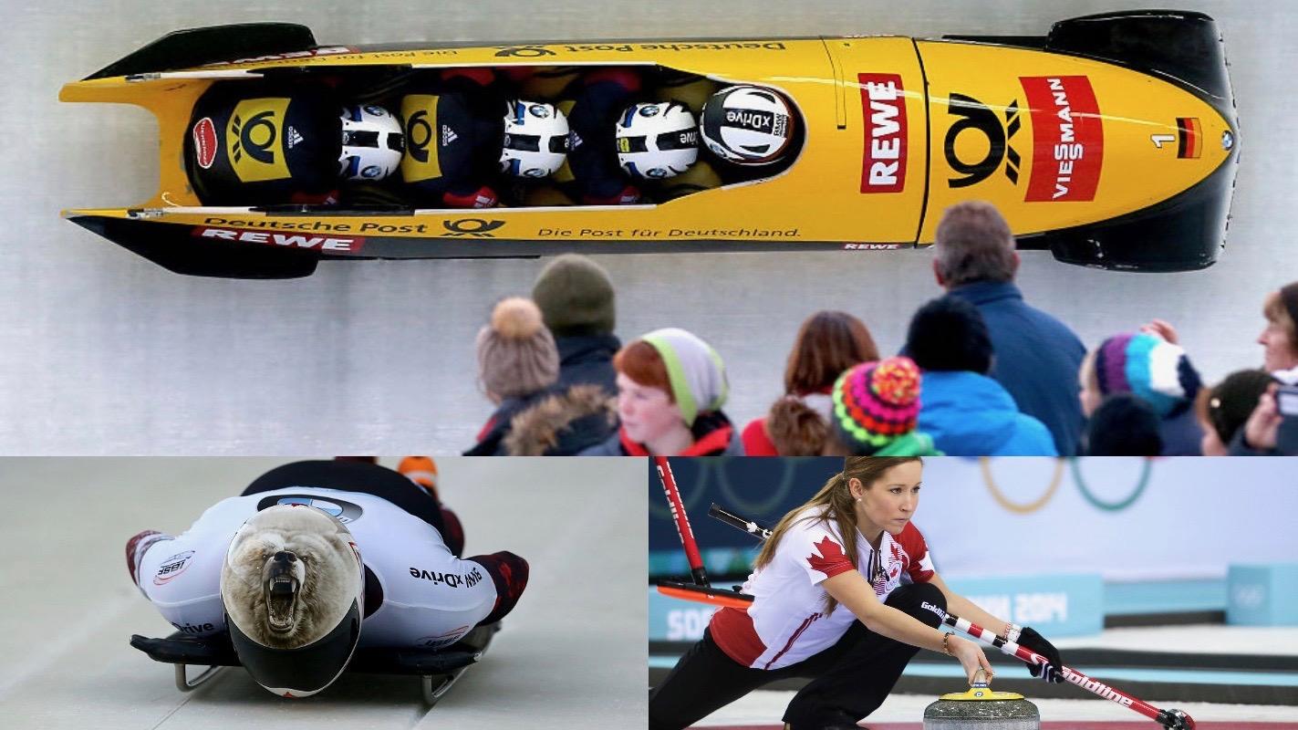 大人でも冬季オリンピックの日本...