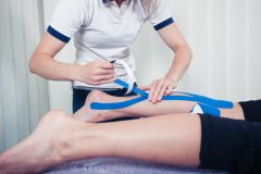 ラン中の怪我防止に!マラソンのためのテーピングの巻き方を専門家に聞いてみた:東京マラソン2018特集