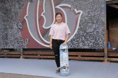 女子高生スケーター中村貴咲「期待に応えるために、何か残したかった」(前編)| サキドリ!ROAD TO 2020 #3