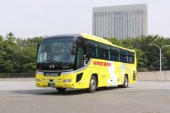 東京マラソンの不思議。リタイアランナーを乗せる「収容バス」、なぜ「はとバス」が担うのか?