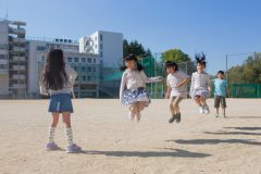 「運動遊び」が子どもの発達や健康のカギを握る4つの理由