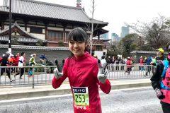 アップアップガールズ(2)吉川茉優の東京マラソン挑戦記(後編)「フルマラソンを完走できたことがこれから先の人生の大きな糧になる」