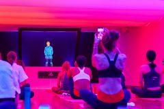 人気トレーナーがホログラムで登場!アディダスのキックボクシングプログラム「VIRTUAL BOXING」が日本初開催