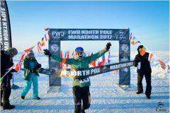 北極の上を走る。体感マイナス40度の「FWD北極マラソン」が今年も開催