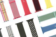Apple Watch、春らしい新カラーのバンドが多数追加