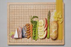 筋トレやダイエット中の食事は「PFCバランス」を意識せよ。たんぱく質・脂質・炭水化物の量を見直す計算方法