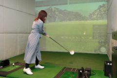 コースデビューする前に!手ぶらOKのシミュレーションゴルフを初心者が体験してみた