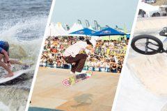 東京五輪で正式種目に!サーフィン、スケートボード、BMXが1ヶ所で楽しめる「MURASAKI SHONAN OPEN 2018」が7月に開催