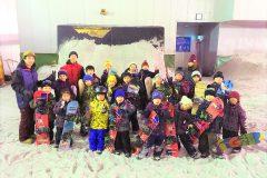 子どものウィンタースポーツデビューに!キッズ向けスキーレッスン、川崎で開催