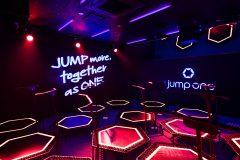 夜景を見ながらダイエット!トランポリンフィットネスイベント「Airy jump」で非日常感を味わう