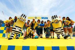 ミニオンのコスプレをしながら走る!大阪で新感覚ファンランイベント「ミニオンズラン」開催