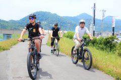 E-BIKEで伊豆めぐり!「サイクリングの聖地」を目指す新プロジェクトが始動