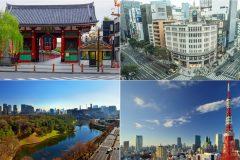 東京オリンピックのマラソンコース、決定!新国立競技場から都内を巡る