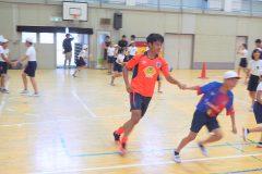 FC東京・森重真人、久保建英らがホームタウンの小学校を訪問。今年で11年目の開催