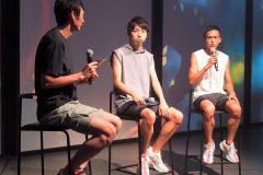 「厚底時代が来るとは思っていなかった」。日本トップランナー設楽悠太&大迫傑がNIKEイベントに登場